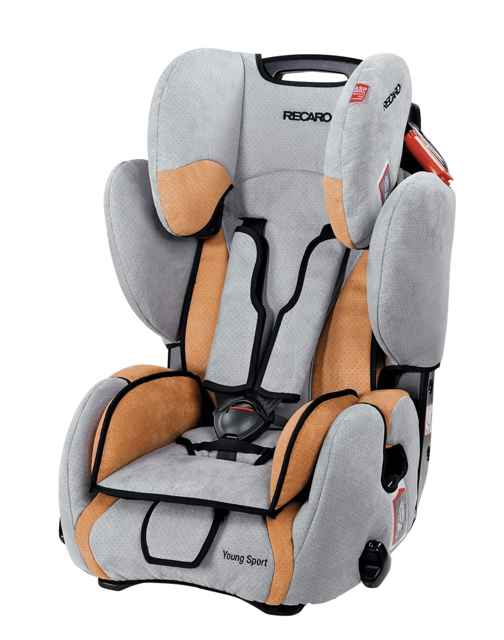 Recaro Young Sport  Bellini Punched Frozen/Copper £149.00 Https://www · Baby  Car SeatsBaby ...