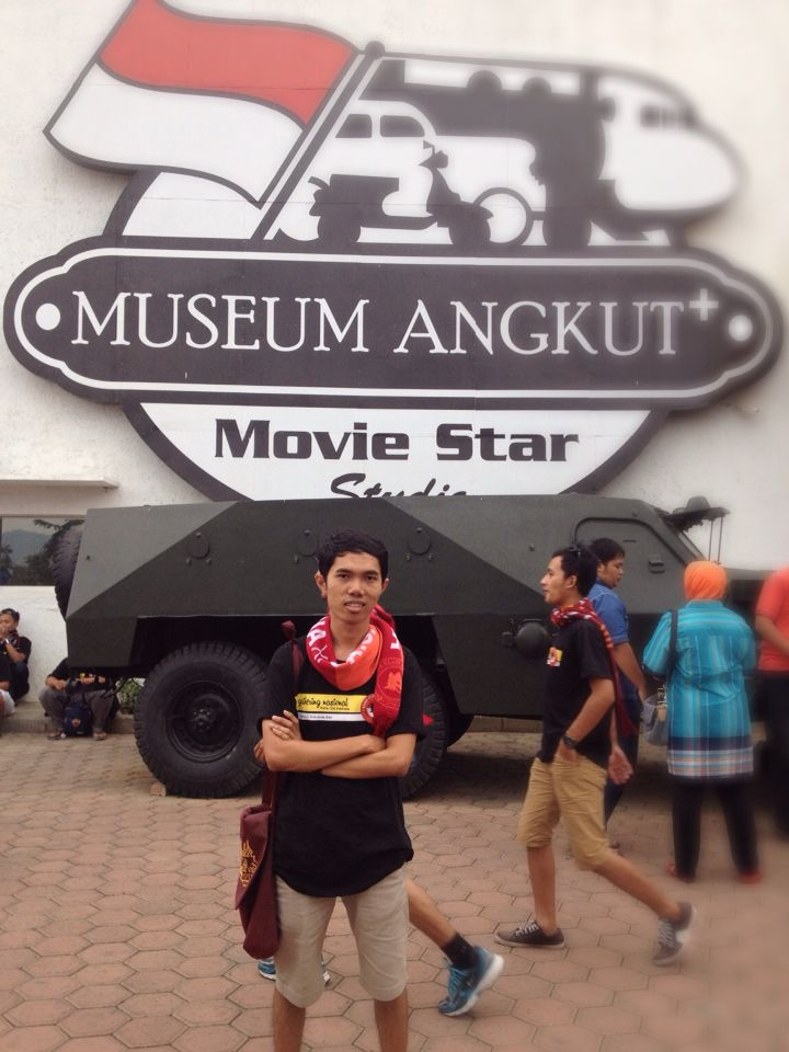 Here it is, Museum Angkut! The hottest & most famous museum in the house.. #Indonesia