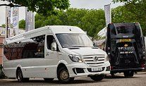 Mercedes Starline Party Bus Hire