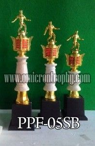 Jual Piala Marmer Pertandingan Futsal