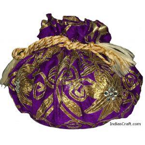#Potli Bags / Indian #Goody Bags - IndiasCraft.com