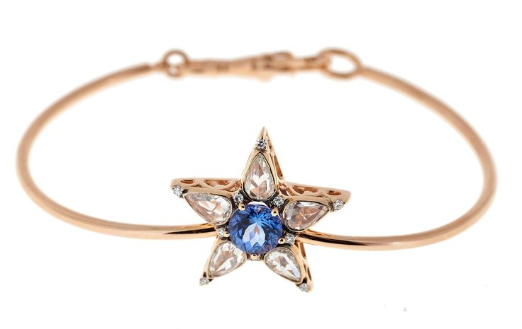 Bracelet - Stars of Istanbul: A unique jewelry collection designed by Selim Mouzannar.
