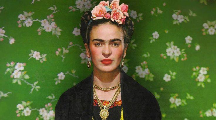 """""""Algum tempo atrás, talvez uns dias, eu era uma moça caminhando por um mundo de cores, com formas claras e tangíveis..."""" Frida Kahlo- biografia, imagens e textos"""