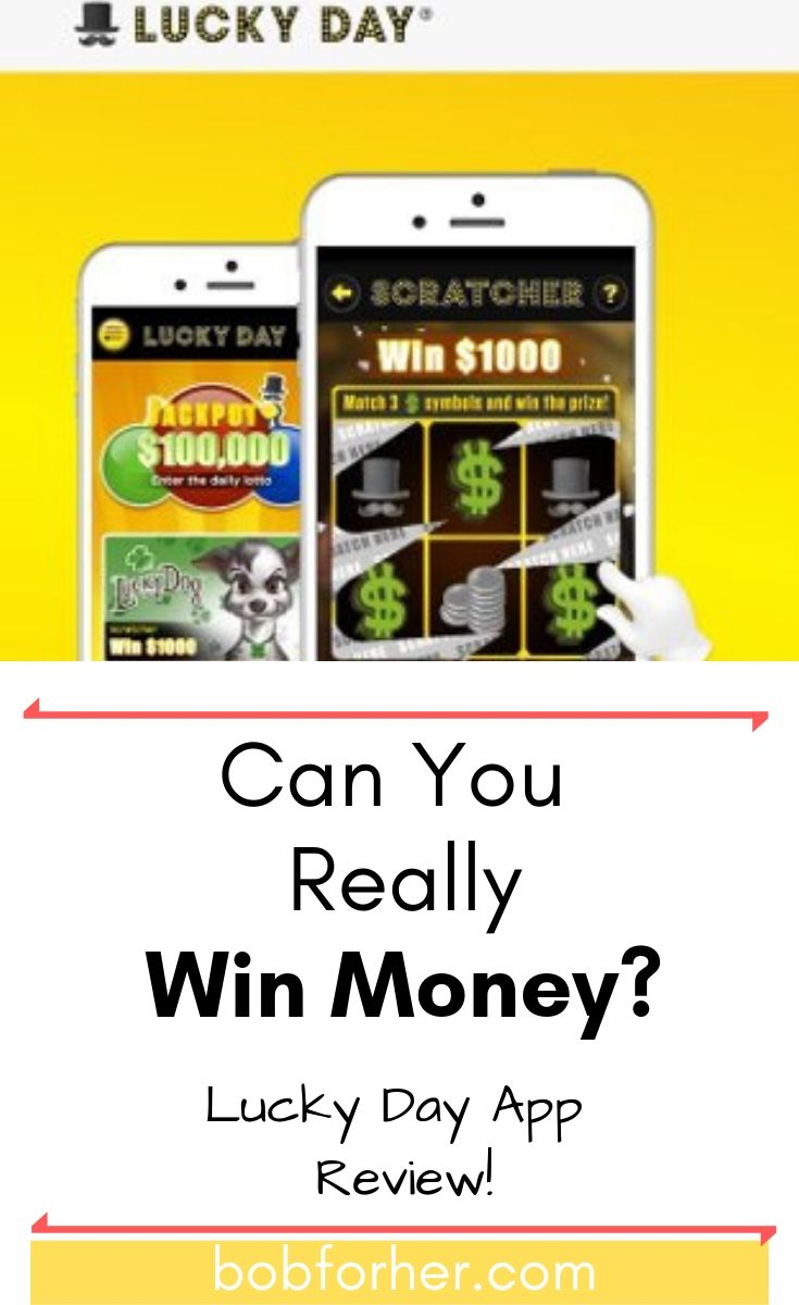 Lucky Day App Review  Can You Win Money | Money Making Ideas