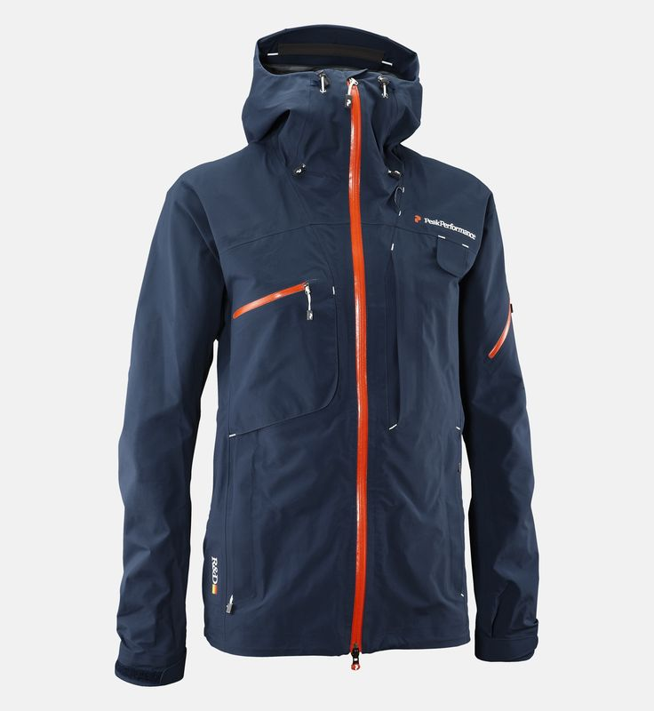 Men's Heli Alpine Jacket - shell | Peak Performance
