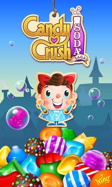 Candy Crush Soda Saga V1.97.2 (Mod)   Candy Crush Soda Saga V1.97.2 (Mod)Requirements:2.3Overview:Candy Crush Soda Saga is a brand new game from the makers of the legendary Candy Crush Saga. New candies more divine combinations and challenging game modes brimming with purple soda!  Description Candy Crush Soda Saga is completely free to play but some in-game items such as extra moves or lives will require payment. By downloading this game you are agreeing to our terms of…