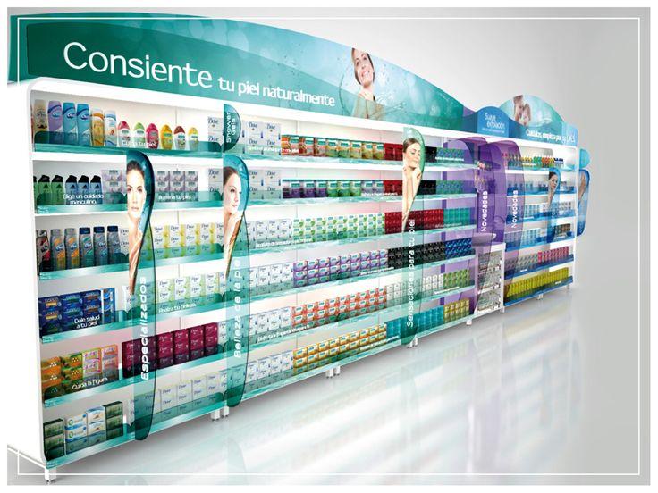 Cool instore display