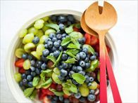 Get this all-star, easy-to-follow Fruit Salad with Orange-Vanilla Syrup recipe from Ree Drummond