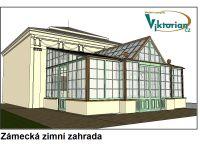 3D nabídkové studie prosklených staveb | Viktorian.cz