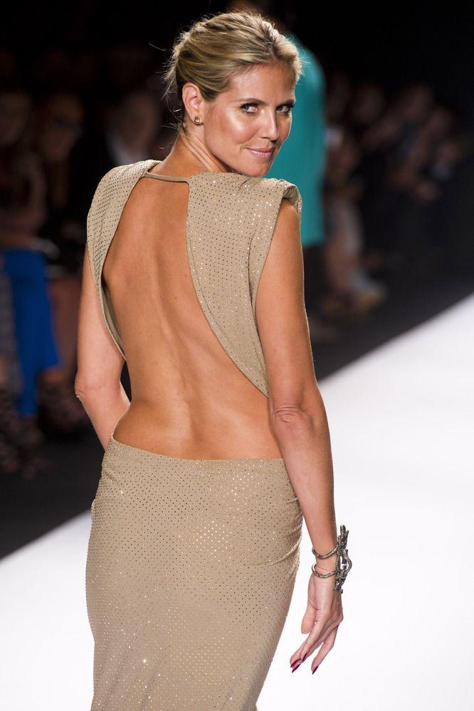 Heidi Klum Soaks Up The St. Barts Sun In A Bikini