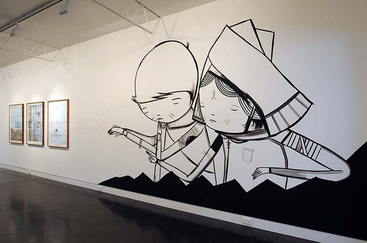 Hugo Michell Gallery » Artists » Ghostpatrol