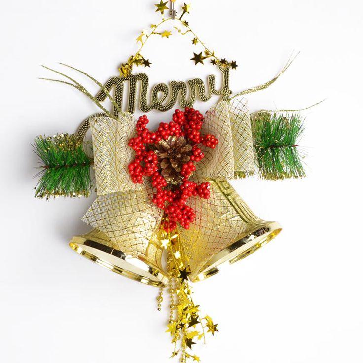 Christmas Decorations Bells Gorgeous 8 Best Christmas Decoration Bell Sockschristmas Man Images On Decorating Design