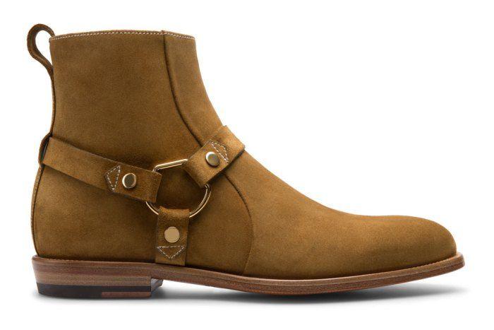 Bally Hoffman boot