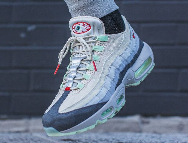 Air Max 95 (Summit White/Light Base Grey)