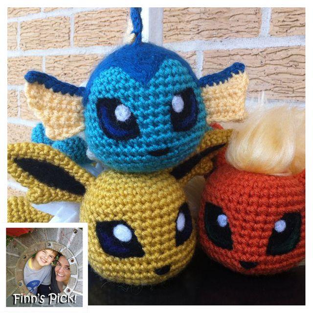 Crochet Amigurumi Pattern Generator : Best 25+ Pokemon Maker ideas on Pinterest Les pokemon ...