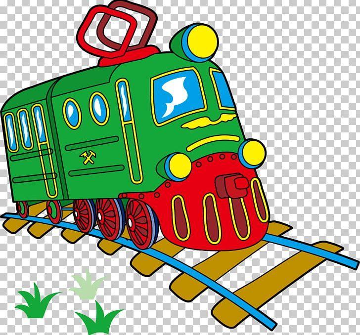 Train Track Png Artwork Bulldozer Cartoon Cartoon Train Cute Cartoon Tra Train Train Tracks Png
