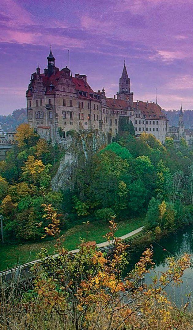 Sigmaringen Castle, Baden-Württemberg, Germany