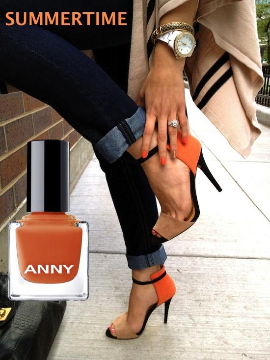 ANNY Nail Polish 165