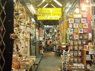 Surga Berbelanja Murah di Bangkok - BUKA INDO