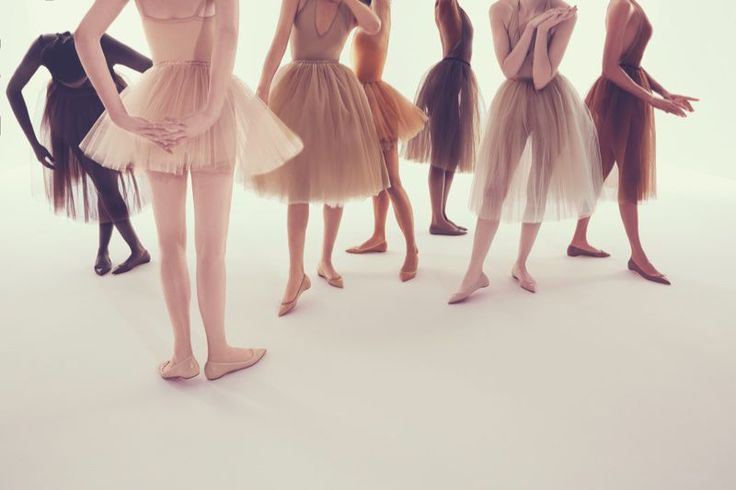 Dociax: Ballerina Louboutin Matched To The Skin, Which Is ...