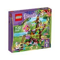 41059 Lego Friends Jungleboom Schuilplaats