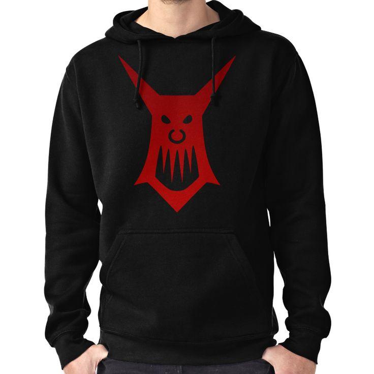 Dungeon Keeper 2 Logo Hoodie (Pullover)