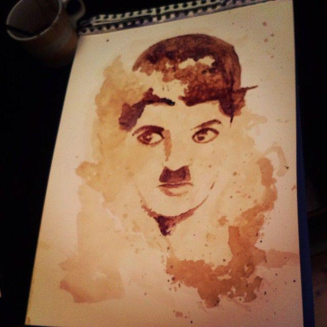 Charlie Chaplin/Coffee