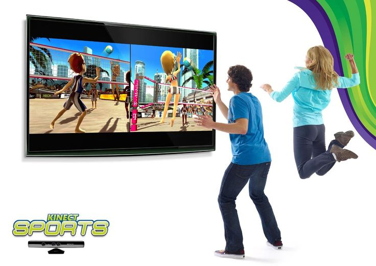 Leap! - Xbox Kinect