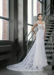 Wedding Dress Style 15089 by Love Bridal   Dress 15089 Available in stock 1 dress left   Size: UK 10 / EU 38  Colour Ivory  Price:      R15 660  Hire Price R 7 830
