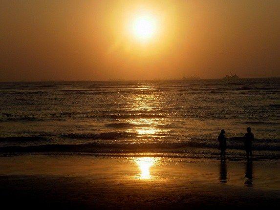 Sunset - India