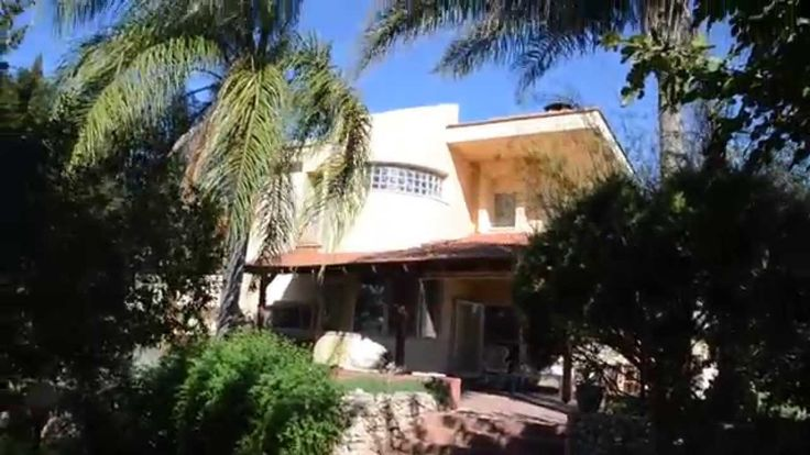 Luxury 7-9 rooms house to sell/buy in Even Yehuda-Israel !