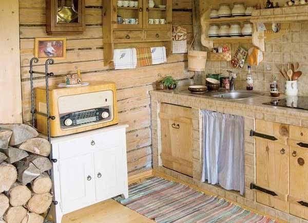 кухня в стиле кантри - Поиск в Google