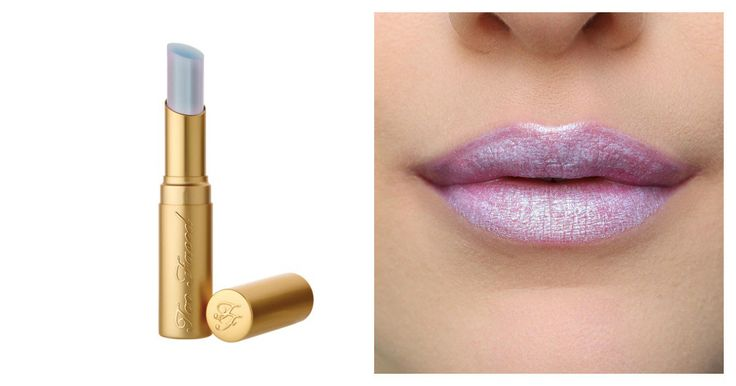 A unicorn-coloured lipstick exists, and we desperately need it in our lives.