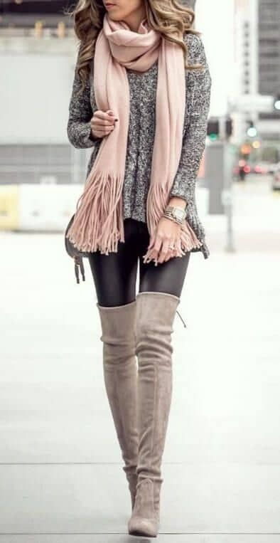 45 Lovely Fall Outfits You Must Have Vol. 1 / 04 #Fall #Outfits