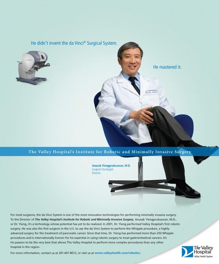 image gallery hospital ads