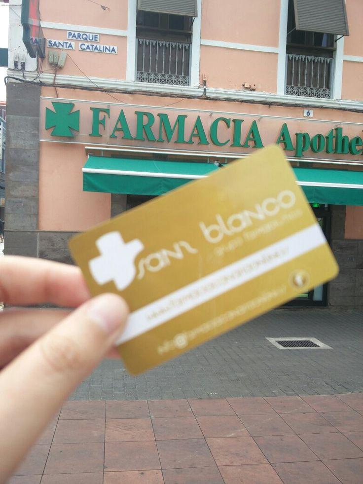 Grupo Farmacia San Blanco, Las Palmas de Gran Canaria #reinventesufarmacia