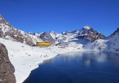 Best Ski Resorts in South America
