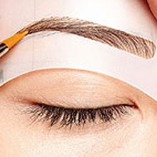 4 pcs Magique Sourcils Pochoir Maquillage Styles Un Pochoir Pour La Eye Brow Dessin Modèle Make Up Outil Forme Pour Sourcils modèle(China (Mainland))