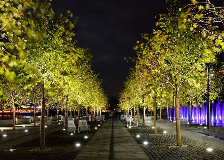 32 Best Images About Park Lighting On Pinterest Lighting Design Public And Francisco D Souza