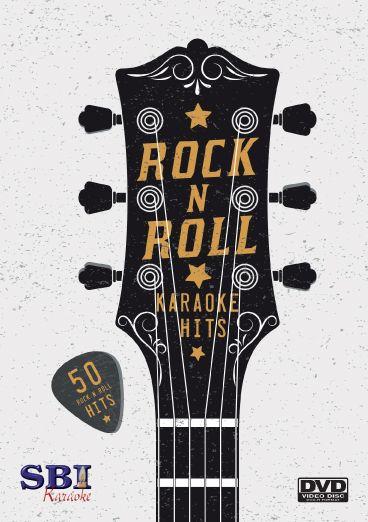 SBI Karaoke presents Rock N Roll Karaoke Collection DVD