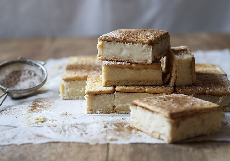 Milk Tart Custard Slices