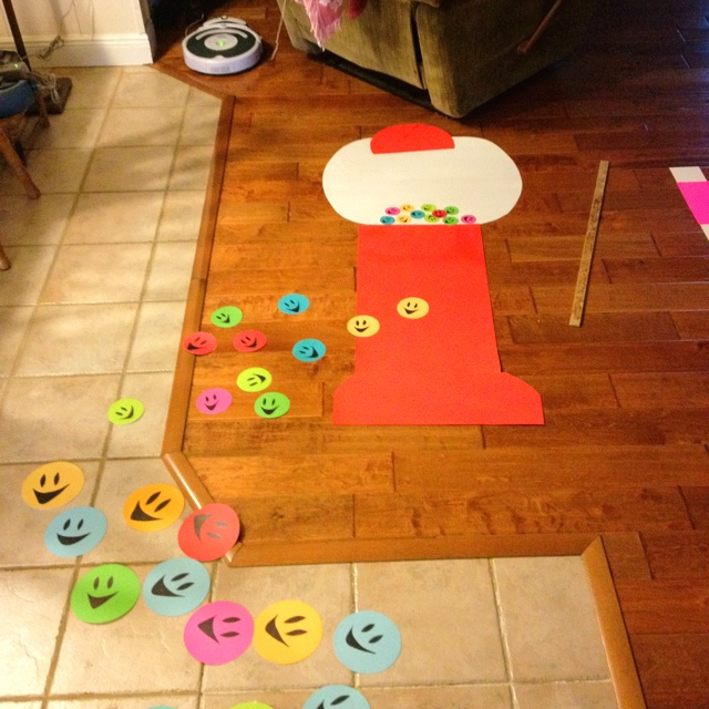 Yo Gabba Gabba Magic Ball Friends Decoration For The Wall