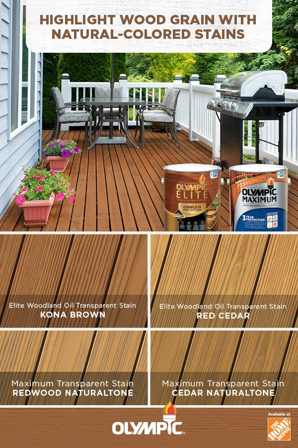 Best 4 Organic Wood Stain Colors For Your Deck Wood Stain 640 x 480