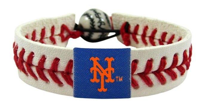 New York Mets Baseball Bracelet - Classic Style Z157-5224600115