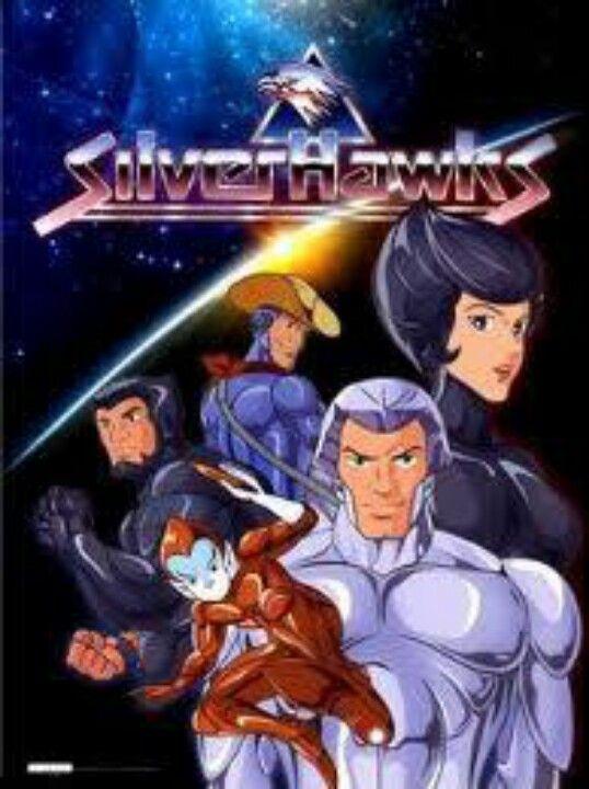 Silverhawks - Los halcones galacticos