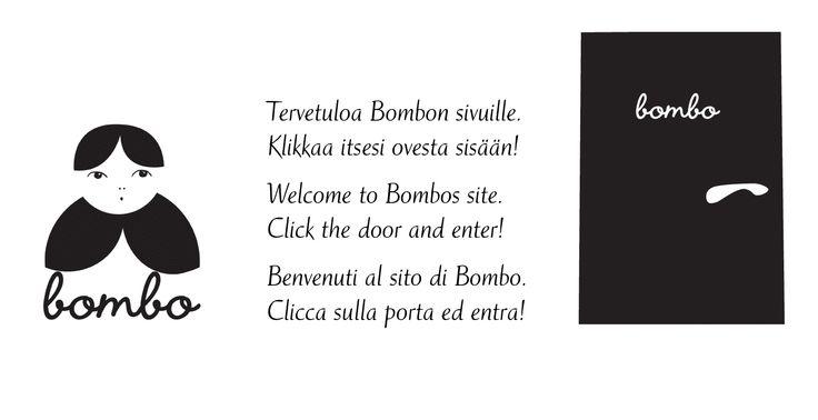 Bombo - colourful design by Finnish illustrator Sanna Pelliccioni
