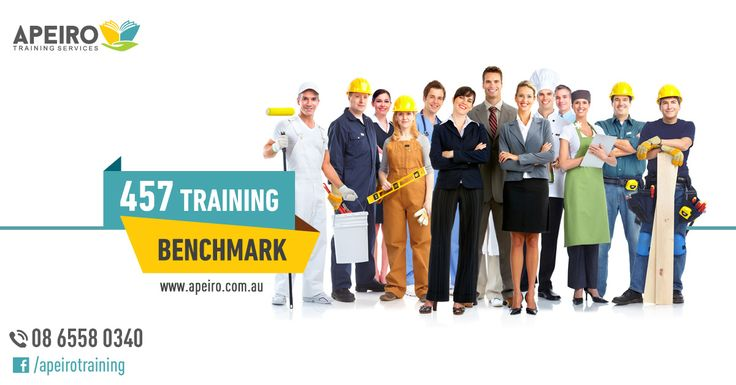 At Apeiro, We even offer unique 457 Benchmark Training courses for employees holding 457 Visa. Applicants get support and help to fulfil the routine visa obligations.