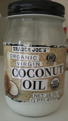 How to use coconut oil and vitamin E to help heal and grow your hair.