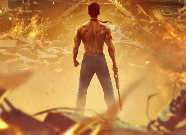 Baaghi 3 The First Poster Of The Tiger Shroff Starrer Looks