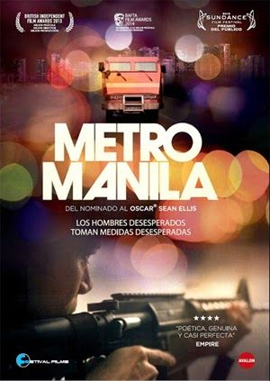SUDANDO CINE: METRO MANILA (2013)
